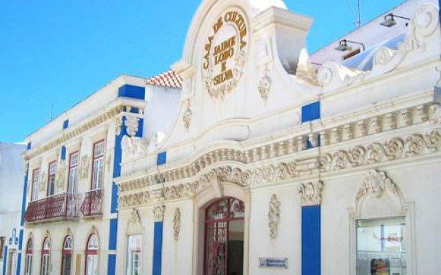 Отель Ericeira Villas вид на фасад