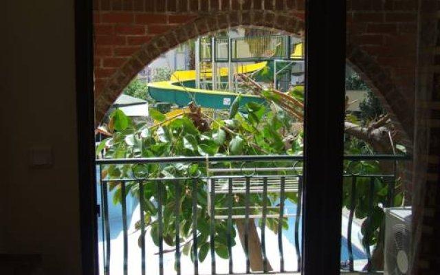 Maxwell Holiday Club Hotel Мармарис балкон