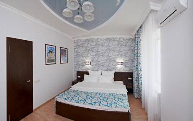 Отель Shafran Донецк комната для гостей