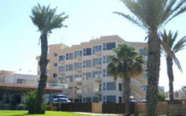 Апартаменты Eternity Apartment вид на фасад