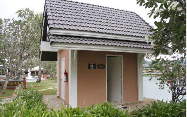 Отель Allamanda Laguna Phuket вид на фасад