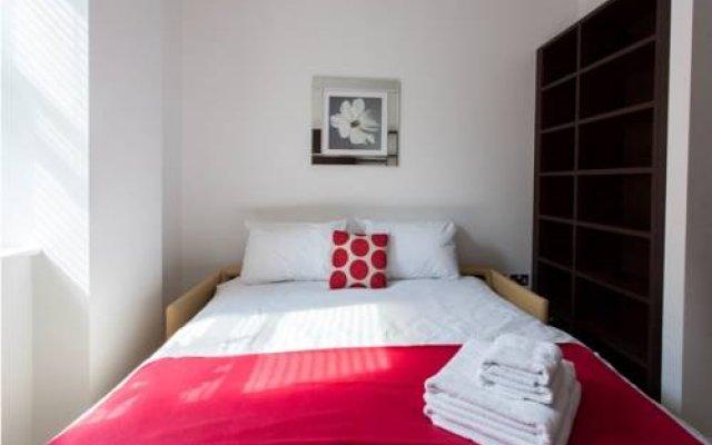 Апартаменты Bloomsbury - Serviced Apartments комната для гостей
