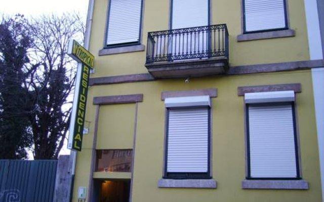 Отель Tropical вид на фасад