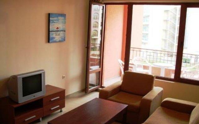 Отель PM Services Sunflower Aparthotel Болгария, Солнечный берег - отзывы, цены и фото номеров - забронировать отель PM Services Sunflower Aparthotel онлайн комната для гостей