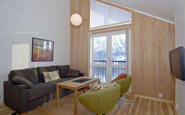 Vossestrand Hotel And Apartments комната для гостей