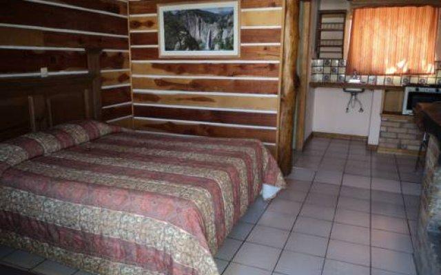 Отель Cabañas Montebello Inn комната для гостей