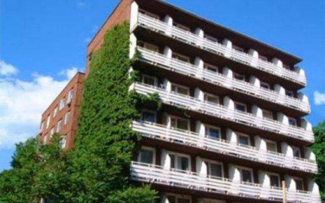 Апартаменты Apartments Leslie Budapest вид на фасад