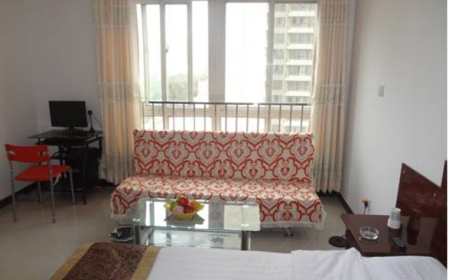 Отель Xi'an Haojia Apartment Китай, Сиань - отзывы, цены и фото номеров - забронировать отель Xi'an Haojia Apartment онлайн комната для гостей