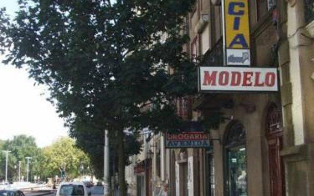 Отель Residencial Modelo вид на фасад