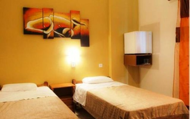 Acropolis Hotel комната для гостей