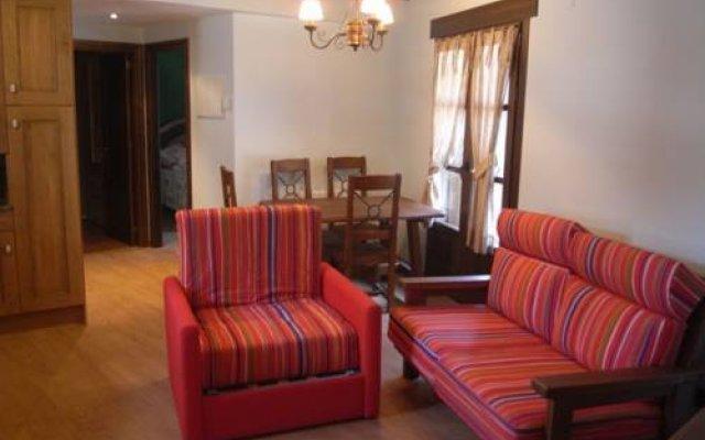 Отель El Pozo комната для гостей
