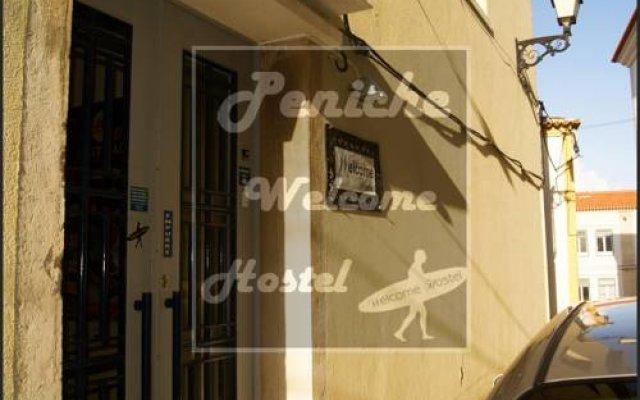 Welcome Hostel вид на фасад