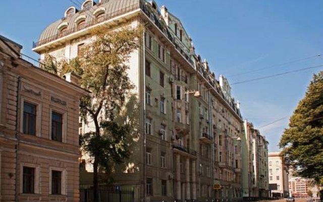 Гостиница Жилое помещение Z-Hostel в Москве 7 отзывов об отеле, цены и фото номеров - забронировать гостиницу Жилое помещение Z-Hostel онлайн Москва вид на фасад