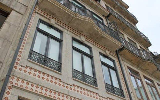 Отель VivaCity Porto вид на фасад
