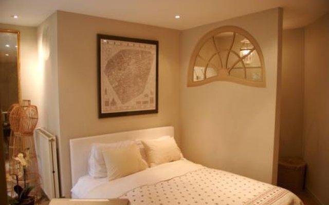 Отель Aparthotel Remparts комната для гостей