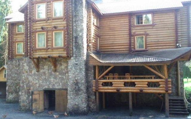 Гостиница Тиман-Хаус вид на фасад