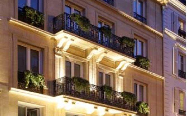 Hotel Diva Opera вид на фасад