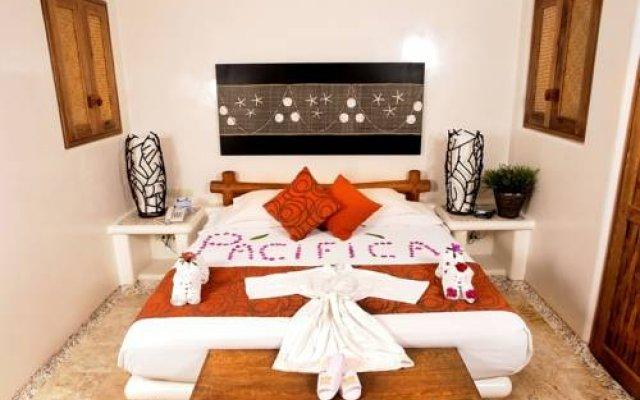 Отель Pacifica Grand Resort & Spa Zihuatanejo комната для гостей