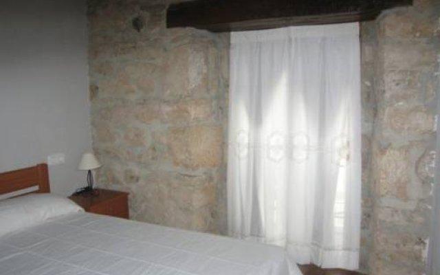 Отель Apartamentos Puente Viesgo комната для гостей