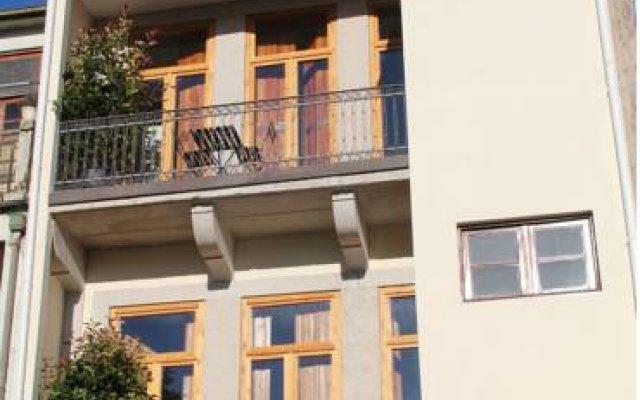 Отель Loulé Estúdios вид на фасад