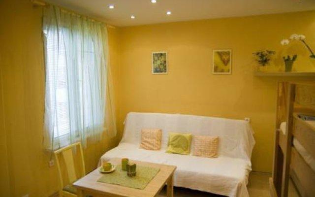 Отель Kawalerka Grunwaldzka Польша, Сопот - отзывы, цены и фото номеров - забронировать отель Kawalerka Grunwaldzka онлайн комната для гостей