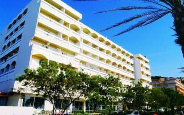 Отель Rhodos Horizon Resort вид на фасад