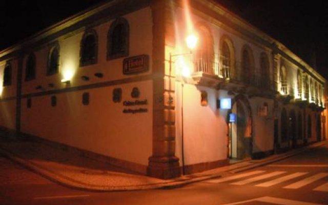 Отель Solar dos Canavarros Douro вид на фасад