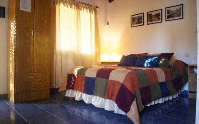 Отель La Herradura Вилья Кура Брочеро комната для гостей