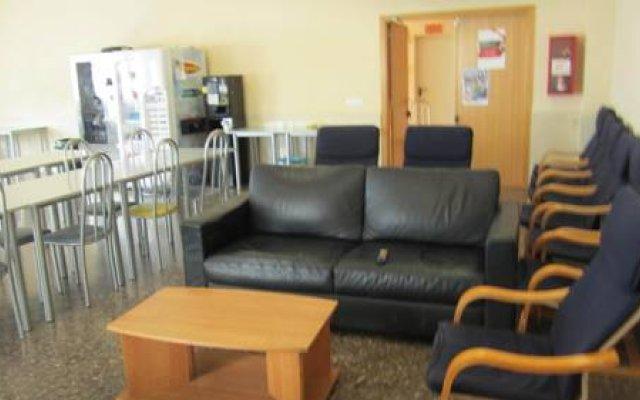 Отель Residencia Campus Confort Burjassot комната для гостей