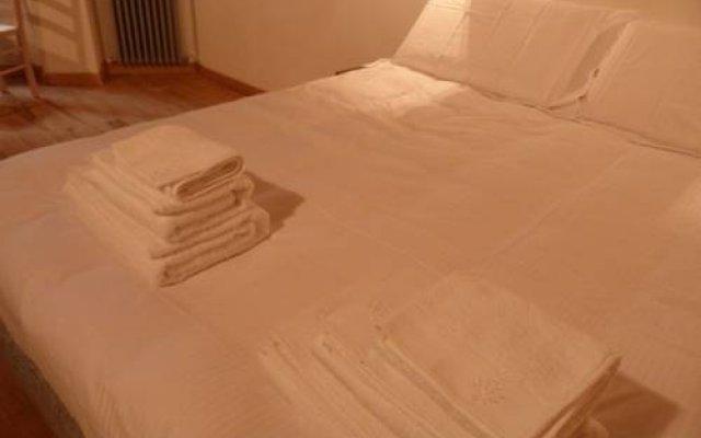 Отель Les Clarisses комната для гостей