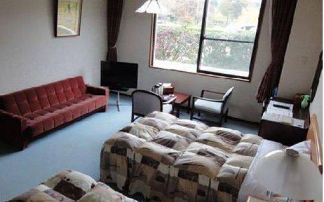 Отель Aso Ikoi no Mura Минамиогуни комната для гостей