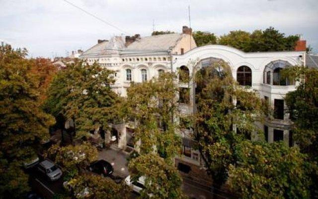 Гостиница Casa Solomia вид на фасад