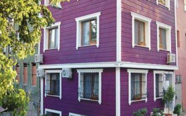 Апартаменты Topkapi Apartments вид на фасад