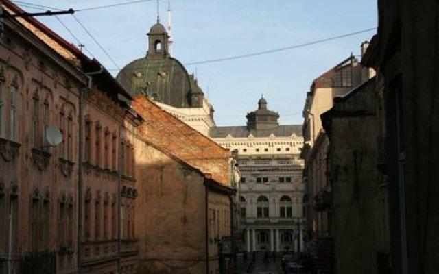 Гостиница Rent In Lviv Center 1 вид на фасад