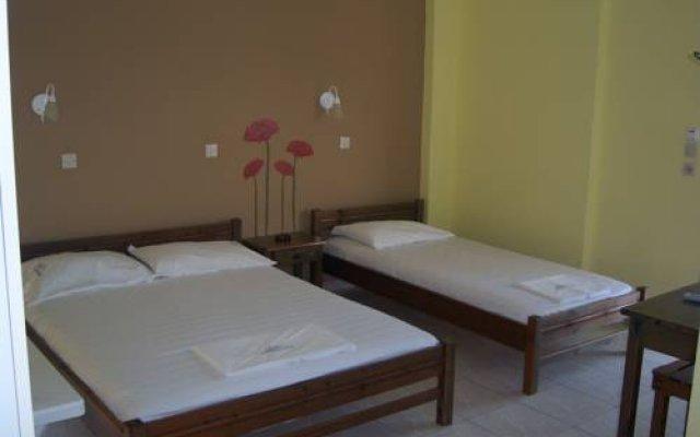 Vamvini Hotel комната для гостей