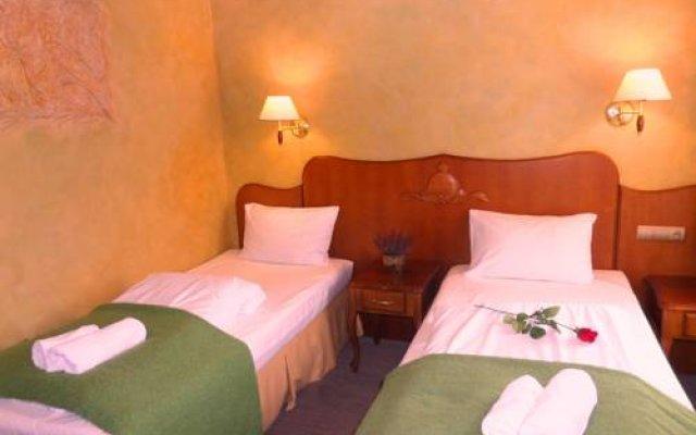 Отель Ksiecia Jozefa Познань комната для гостей