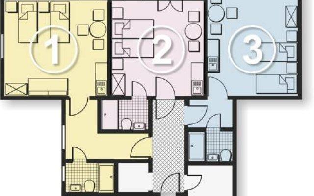 Отель Mono Apartamenty Польша, Познань - отзывы, цены и фото номеров - забронировать отель Mono Apartamenty онлайн комната для гостей