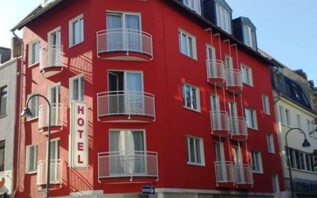 Отель Accent Severin Германия, Кёльн - отзывы, цены и фото номеров - забронировать отель Accent Severin онлайн вид на фасад