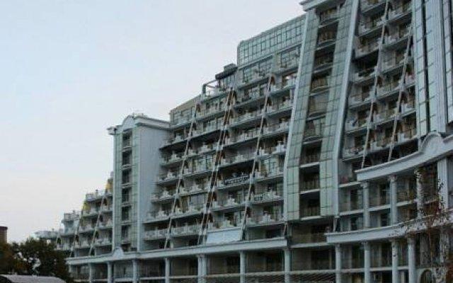 Апартаменты Kolosov`s Arkadia Apartments вид на фасад