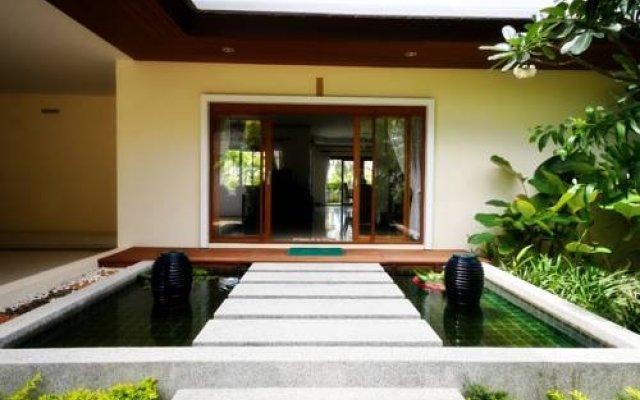 Отель Bangtao Tropical Residence Resort & Spa вид на фасад