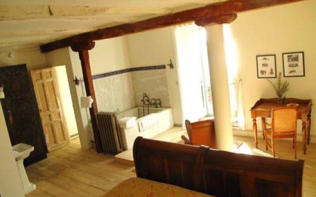 Отель Casa Rural Viejo Molino Cela комната для гостей