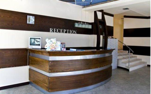Отель Favorit Aparthotel Солнечный берег интерьер отеля