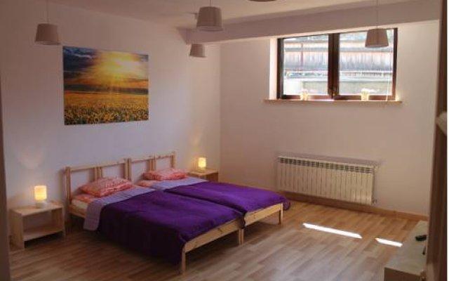 Отель Apartament Bystre Закопане комната для гостей