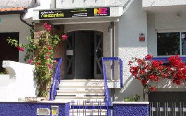 Oporto Excentric Design Hostel вид на фасад