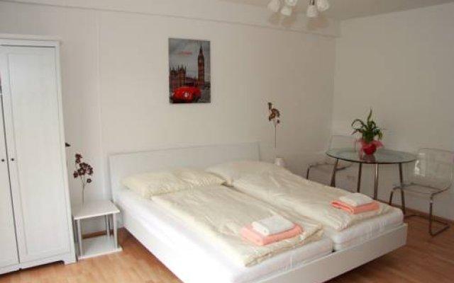 Апартаменты Apartment AM Naschmarkt комната для гостей