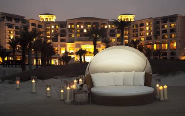The St. Regis Saadiyat Island Resort, Abu Dhabi 0