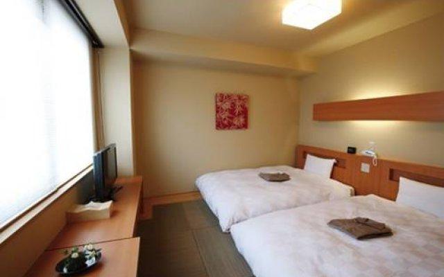 Concept Hotel Wakyy Тояма комната для гостей
