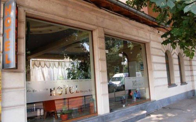 Kniaz Boris Hotel вид на фасад