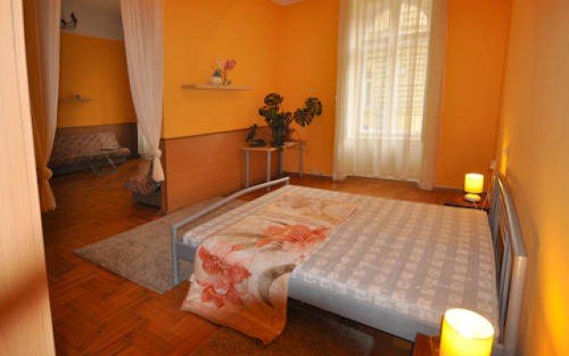 Fifth Hostel комната для гостей