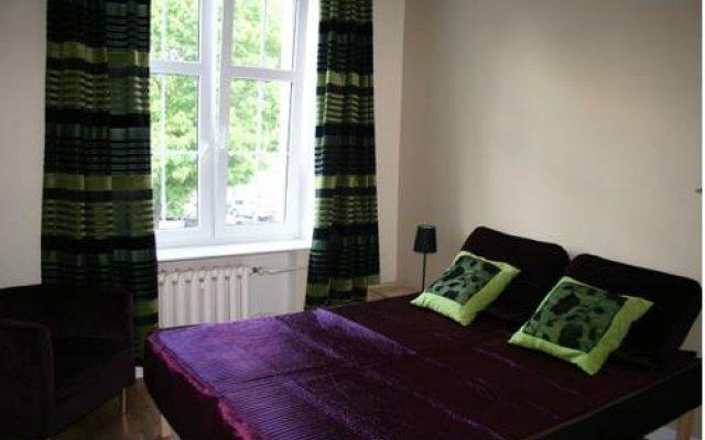 Отель Apartamenty Gdańsk EU Apartamenty przy Szerokiej комната для гостей